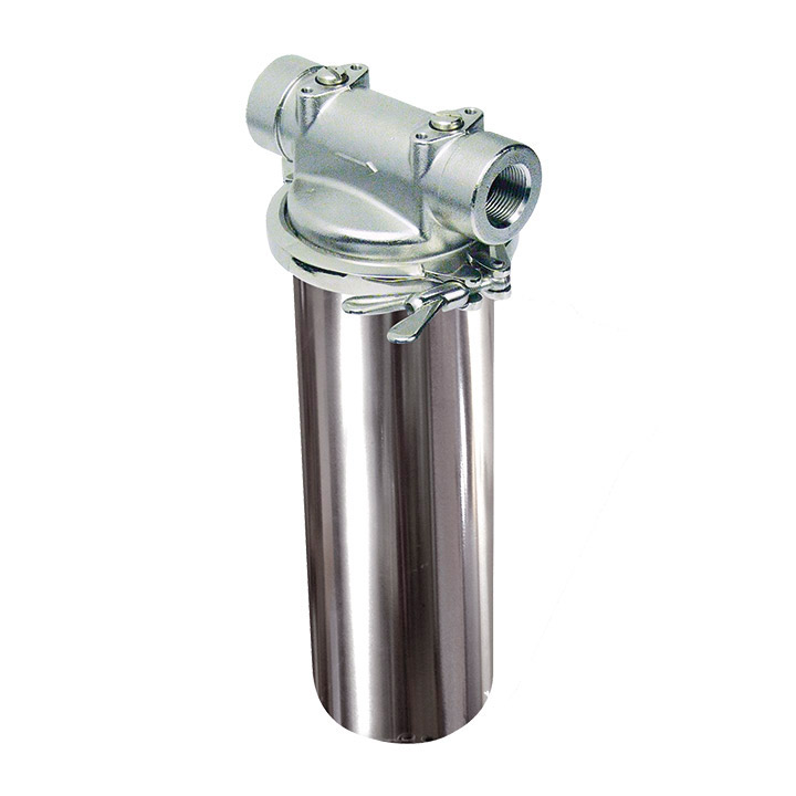 Hot water filters